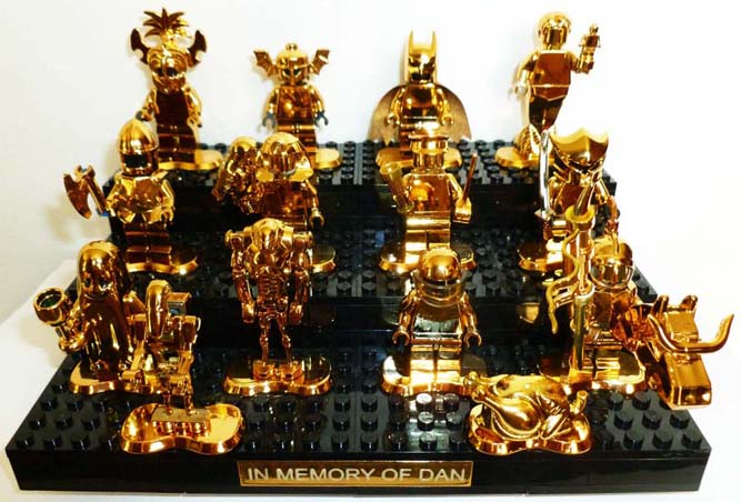 Golden MOC in honor of the memory of Daniel Jezek