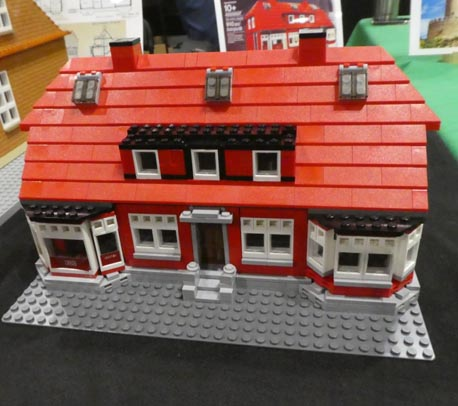 Original Ole Kirk Christensen house MOC