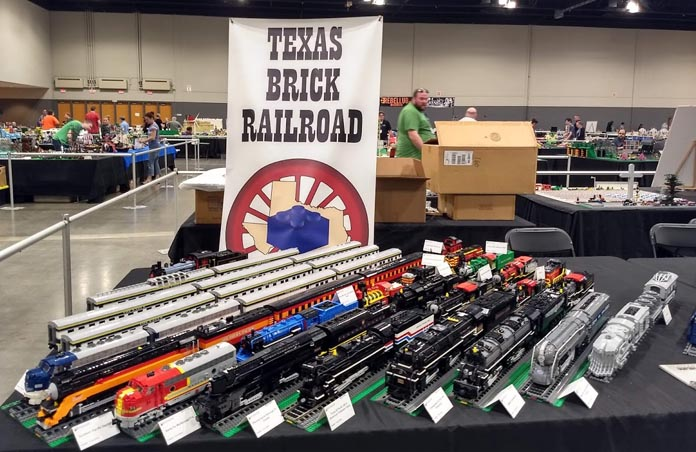 Texas Brick Rail Road