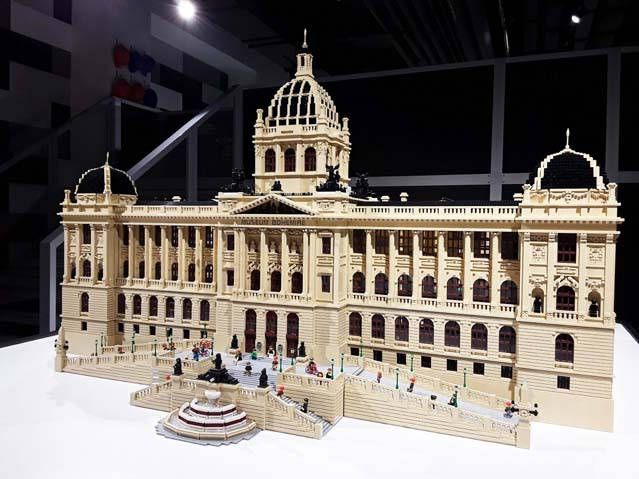 National Museum in LEGO